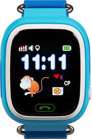 <b>Детские умные часы Prolike</b> PLSW90BL, голубые — купить в ...