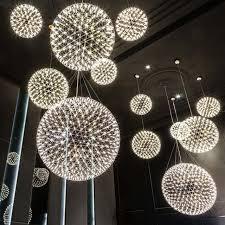 Online Shop <b>LED Ball</b> Rain mond <b>Modern led Pendant</b> Lamp ...