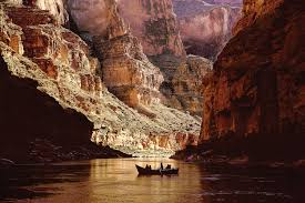 new perspective from edward abbey on the river high country news a downstream view at mile 162 in the grand canyon