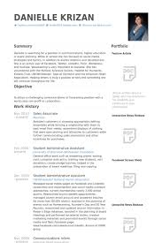 sales associate resume samples   visualcv resume samples databasesales associate resume samples