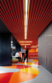 inspiring office design the worlds best office interiors no 6 anz melbourne anz melbourne office