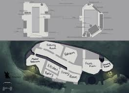 images about Who said I can    t build a hobbit hole  on    Bagend bedroom floor plan