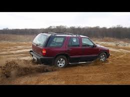 Chevrolet Blazer s10 / Тест-драйв - YouTube