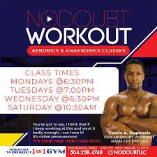 <b>No Doubt</b> Workout