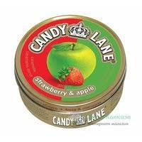 «<b>Фруктовые леденцы</b> клубника и яблоко <b>Candy Lane</b> 200 гр ...