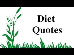 Famous Diet Quotes - Healthy eating quotes - YouTube