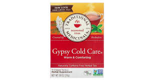 Traditional Medicinals, <b>Seasonal Teas</b>, <b>Gypsy Cold</b> Care, Naturally ...