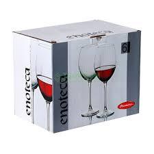 <b>Набор</b> фужеров для вина Pasabahce Enoteca 44228B , 6 штук ...
