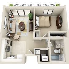 Floor plans  d and Floors on PinterestPerfect Small House Plans for a Family   Spacious Interior   Small House Plans   One Bedroom  small house plans   one bedroom get perfect   open