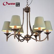 style wrought iron chandelier vintage living room