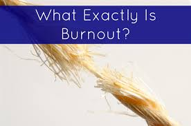 what is burnout and how does it affect lawyers