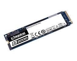 <b>A2000</b> NVMe PCIe SSD – 250 ГБ-1 ТБ - <b>Kingston</b> Technology