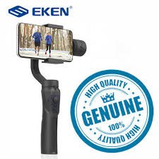 <b>EKEN H4 3 Axis</b> gimbal Handheld stabilizer cellphone Video ...