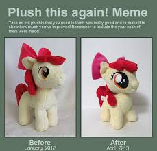 Plush this again! Meme by Serenity-Sama on DeviantArt via Relatably.com