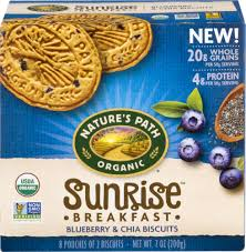 Nature's Path Organic Sunrise Blueberry & Chia Breakfast ... - Ralphs