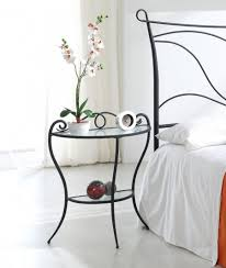 fancy simple small bed bedroom endearing rod iron