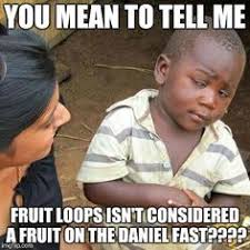 Daniel Fast recipes on Pinterest | Daniel Fast, Fruit Salad ... via Relatably.com