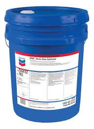 Трансмиссионное масло Chevron <b>RPM</b> Arctic Gear Lubricant ...