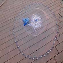 <b>Lawaia Fly Fishing</b> Weight 2.4-7.2m Crab Fishing of Fish Net ...