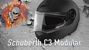 Schuberth C3 Modular <b>Motorcycle</b> Touring <b>Helmet</b>-Guide & Review ...