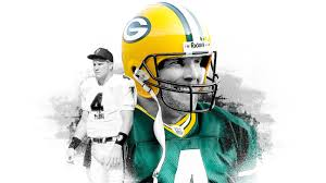 how brett favre landed the green bay packers from those the great favre gamble
