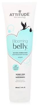 ATTITUDE Blooming Belly <b>натуральный гель для душа</b>