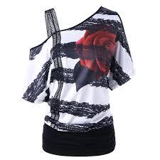 <b>Мода</b> 2018 плюс Размеры <b>S</b>-<b>5XL футболка</b> Для <b>женщин</b> ...