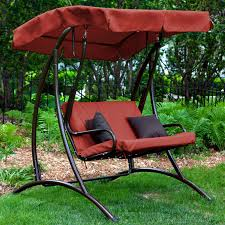 patio swing canopy replacement person coral coast bronze  person padded sling canopy swing porch swings at h