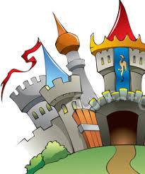 Resultado de imagen de dibujos de castillos