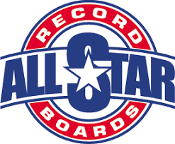 Athletic Record <b>Boards</b> from <b>All</b>-Star Record <b>Boards</b>