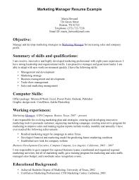good objective for customer service resume cipanewsletter cover letter resume samples for customer service manager resume