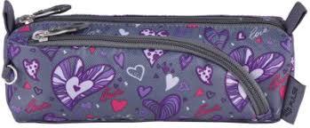 Купить <b>пенал Pulse Purple</b> heart серый артикул:12212774 ...