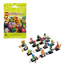 <b>Конструктор LEGO Minifigures 71025</b> tbd-Minifigures 2019-3 ...