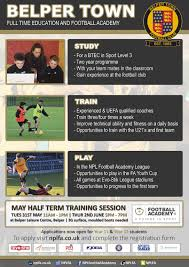 join the belper town academy for 2016 17 news academy belper updated 10 20 17 2016 by david laughlin