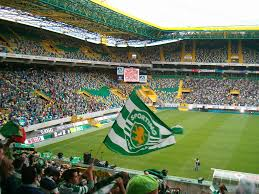 Resultado de imagem para fotos ou imagens do Sporting