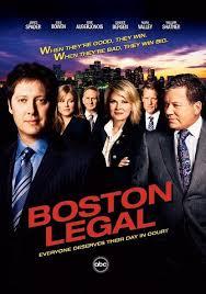 Série – Boston Legal