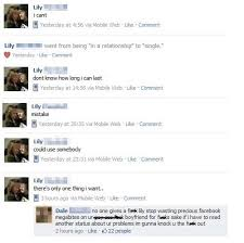 20 Most Annoying Girls On Facebook | SMOSH via Relatably.com