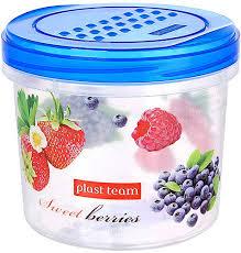 Купить хранение продуктов <b>Plast Team</b> Berry, 0,7 л (PT1128IML) в ...