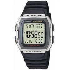 <b>Часы Casio W</b>-<b>96H</b>-<b>1A</b> | Купить | в Москве Выгодно