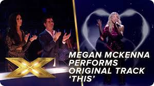Megan McKenna performs original track