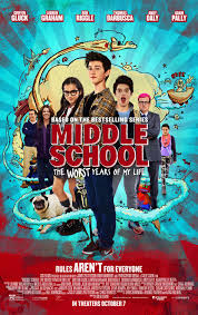 Middle School: The Worst Years of My Life (2016) online español