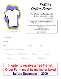 blank t shirt order form template best photos of printable generic blank t shirt order form template a part of under others template