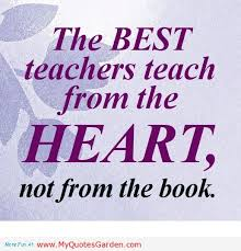Best Teacher Quotes. QuotesGram
