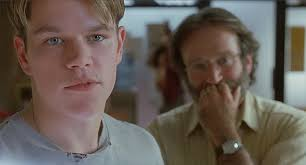 Good Will Hunting is one of the finest screenplays of the 90s (a very strong decade in film) and it's a great study in character and plot dynamics.