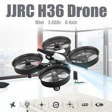 <b>JJRC H36 Mini</b> Quadcopter Colorful LED light 2.4G 4CH 6-Axis Gyro ...