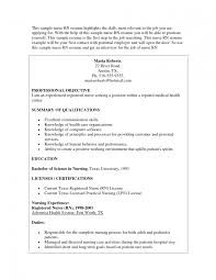 resume examples summary of qualification work experience new grad resume samples for nurses nursing resume samples sample registered nurse resume sample new graduate registered