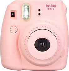 <b>Instax Mini 8</b> Camera - <b>Pink</b>: Amazon.co.uk: Camera & Photo