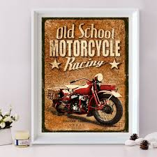 Crafts Motorcycle <b>DIY Full 5D</b> Diamond Embroidery Painting Cross ...