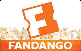 Fandango eGift Cards - Music, Movies & Entertainment | eGifter