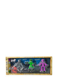 <b>Игрушка 3 фигурки Stikbot</b> Off the Grid, Raptus 80705090: 1 299 ...